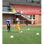 Voetbalclinics Bert Blank